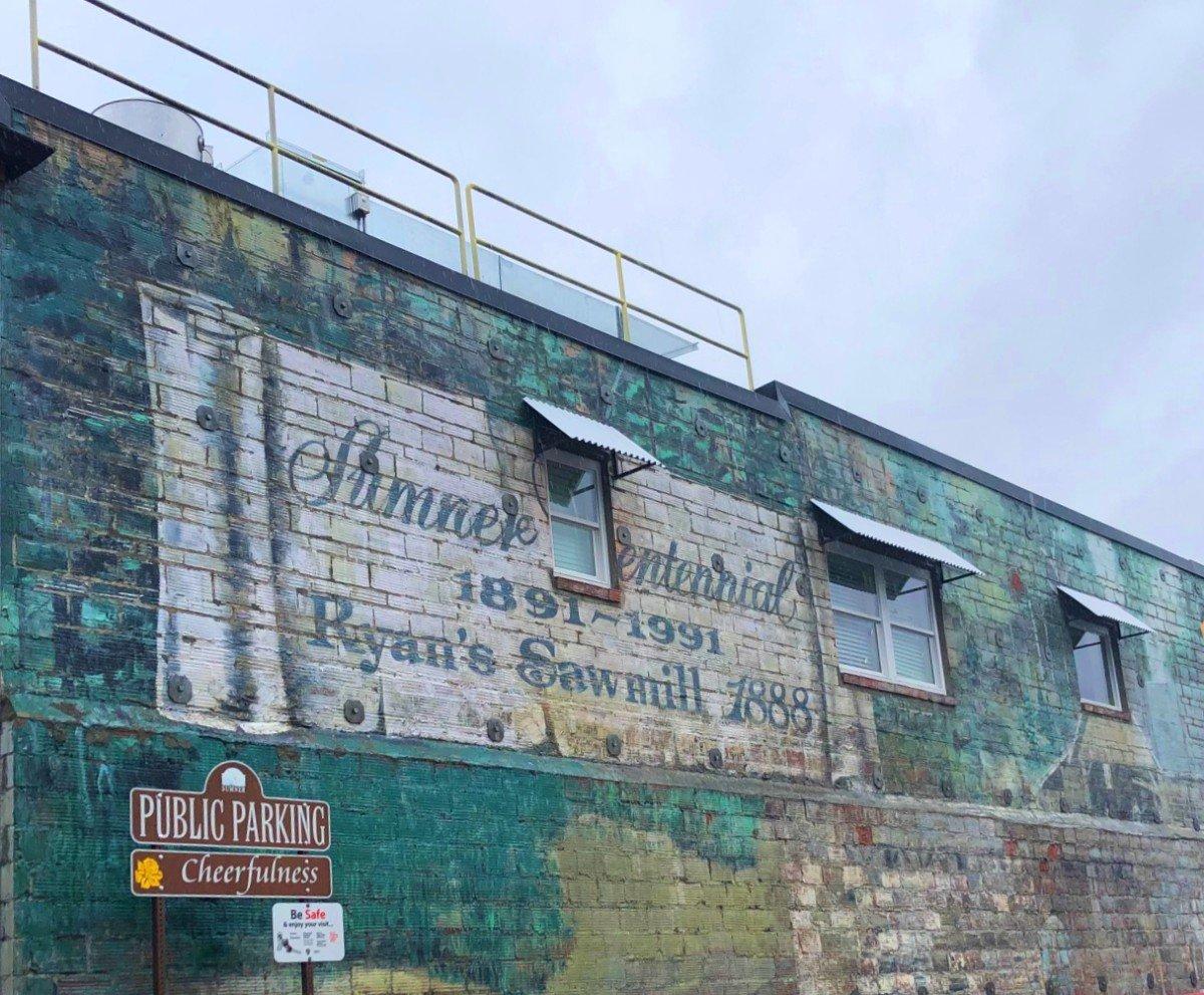 Sumner Centennial Mural