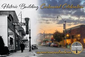 Sumner Historic Building Centennial Celebration