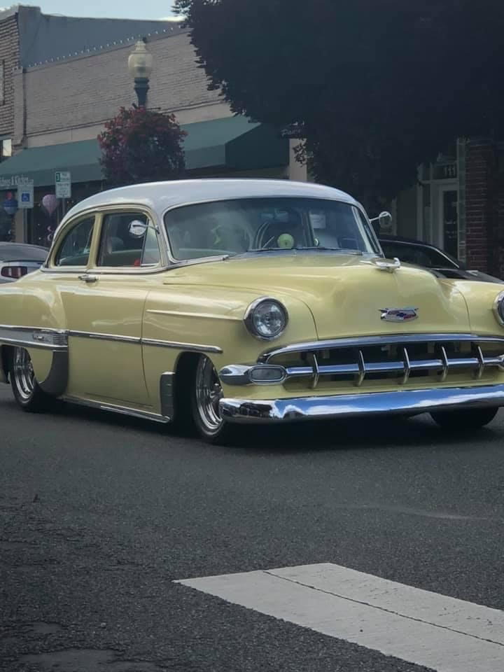 July Cruise in