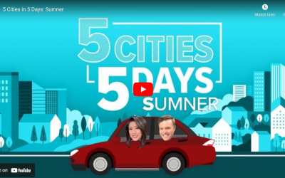 5 cities, 5 days: Sumner, Rhubarb Pie Capital of the World