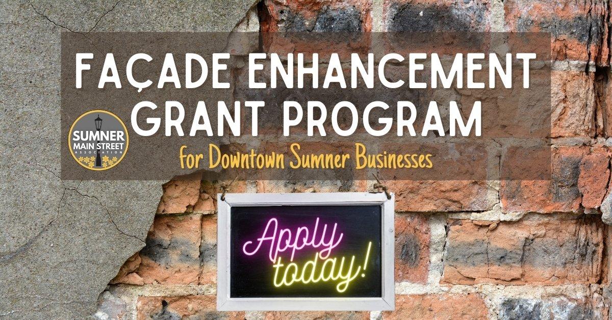Facade Enhancement Grant Program 1